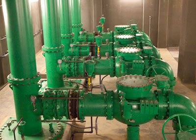 CRU is your source for pump solutions